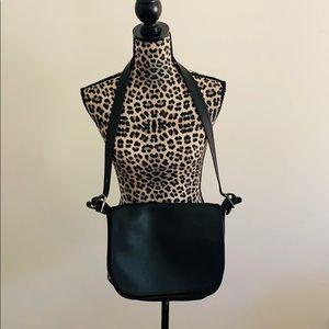 Coach Vintage black leather bag